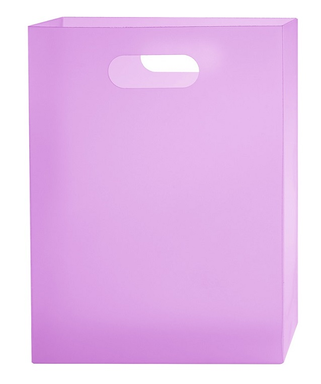 Box na zošity A4 fialový