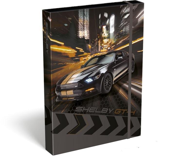 Box na zošity A4 Ford Shelby GT-H