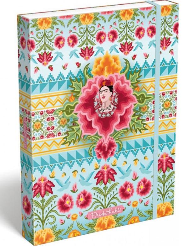 Box na zošity A4 Frida Kahlo