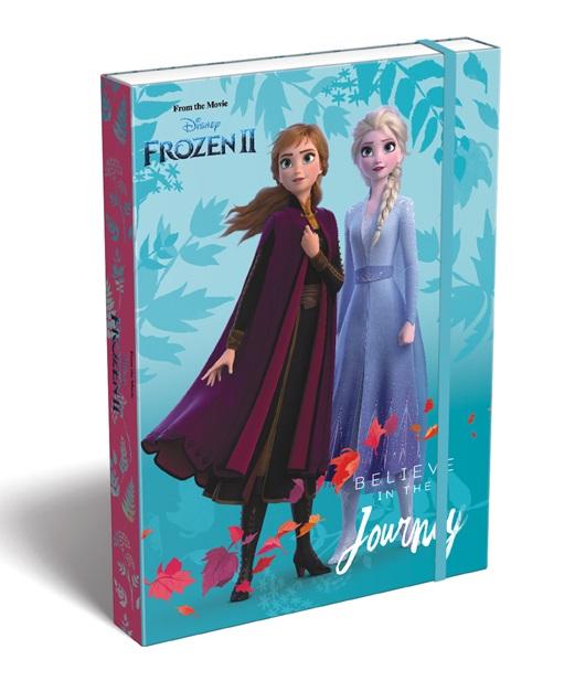 Box na zošity A4 Frozen 2