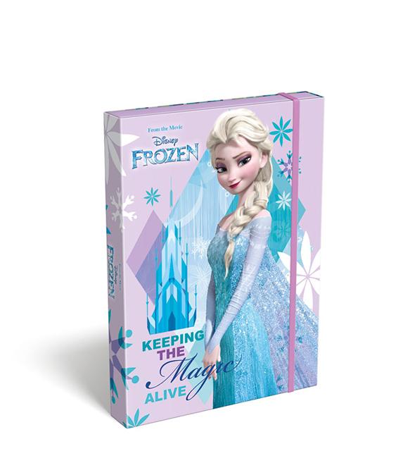 Box na zošity A4 Frozen