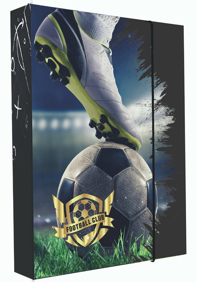 Box na zošity A4 Football