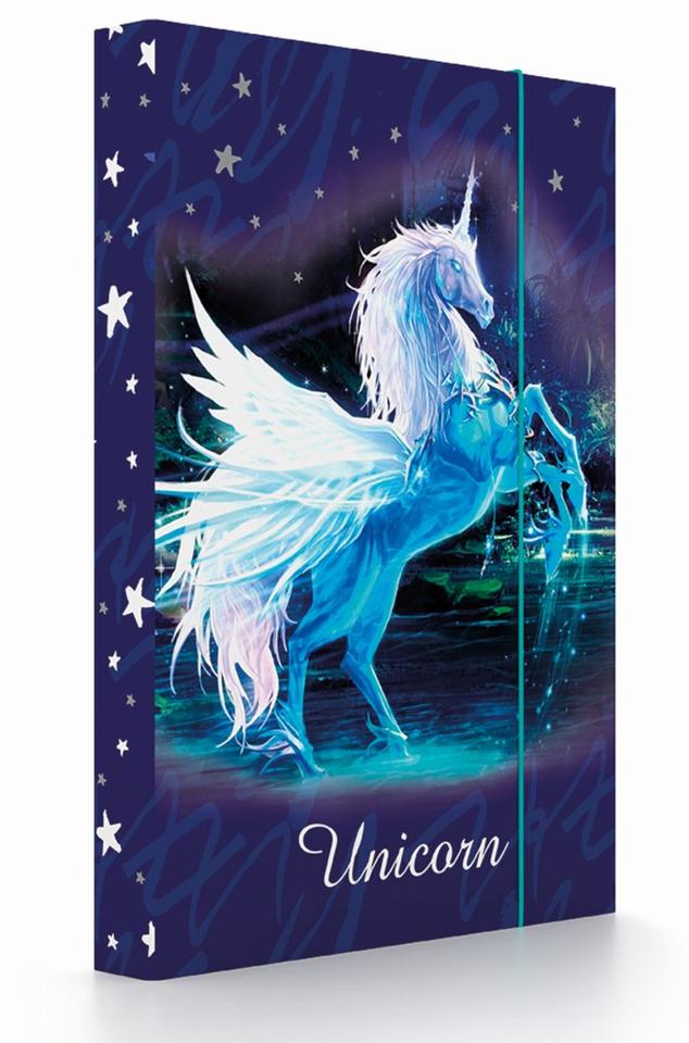 Box na zošity Unicorn A4