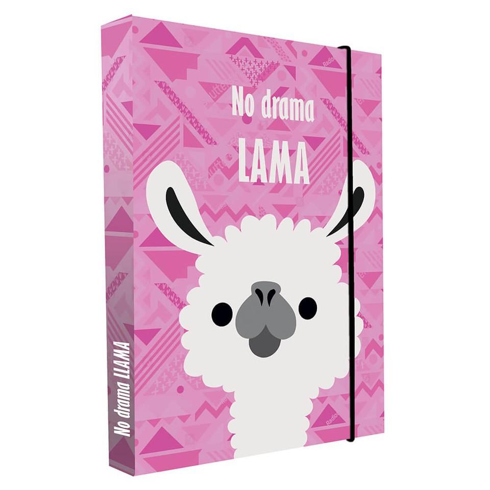 Box na zošity A4 Jumbo Lama
