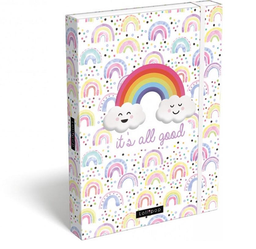 Box na zošity A4 Lollipop