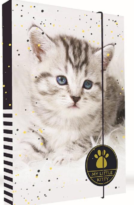Box na zošity A4 Mačka