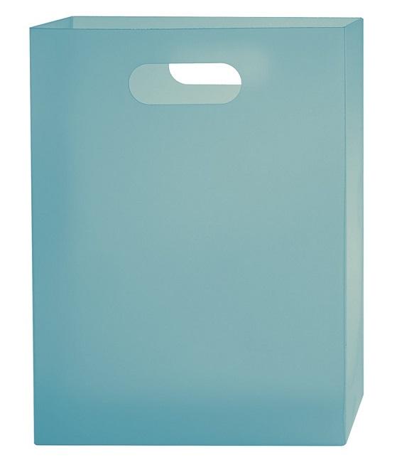 Box na zošity A4 modrý