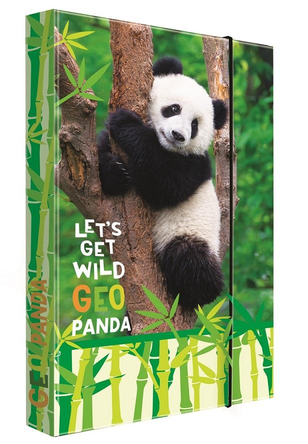 Box na zošity A4 Jumbo Panda