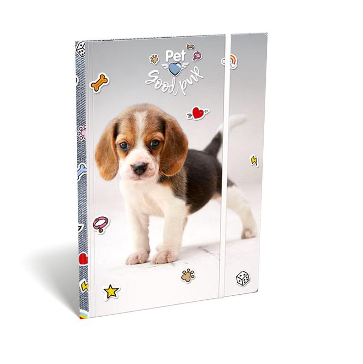 Box na zošity A4 Pet Good pup