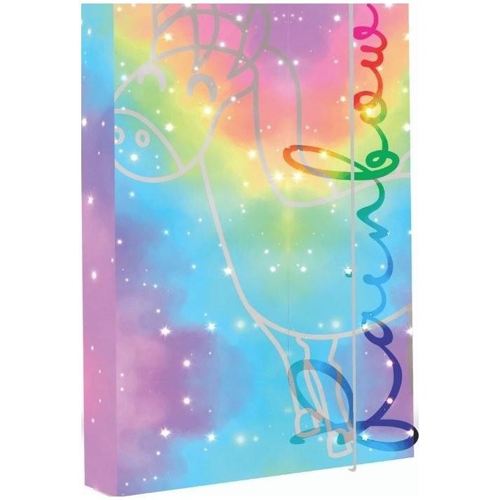 Box na zošity A4 Rainbow