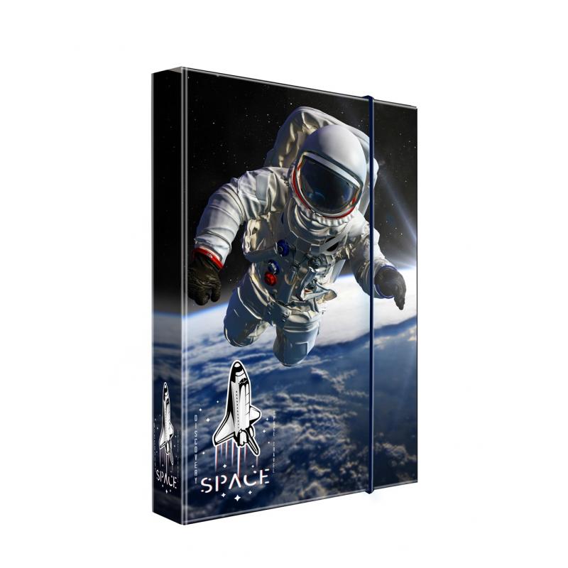 Box na zošity A4 Space Discovery