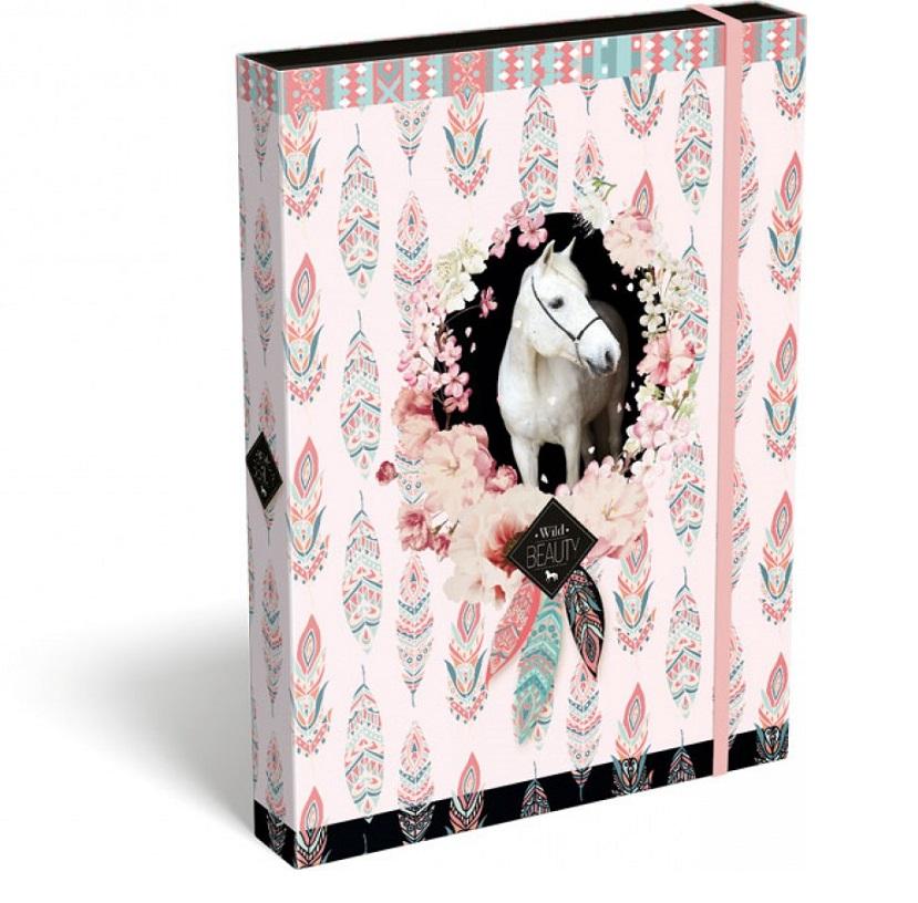 Box na zošity A4 Wild Beauty