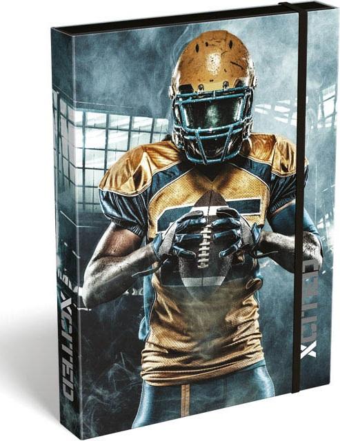 Box na zošity A4 X-CITED NFL