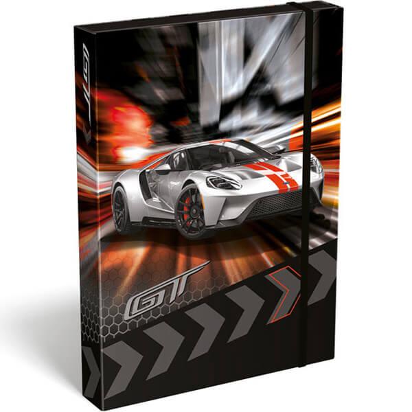 Box na zošity A5 GT Silver