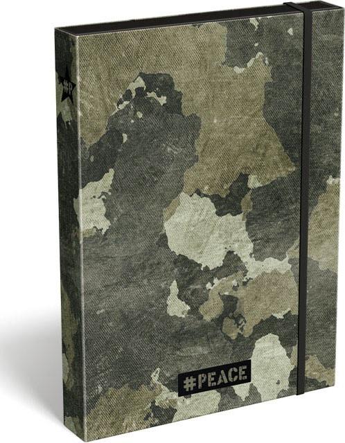 Box na zošity A5 Peace Forest