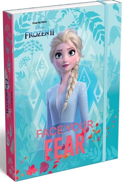 Box na zošity A5 Frozen 2