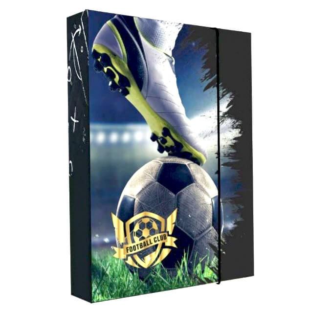 Box na zošity Football Club A5