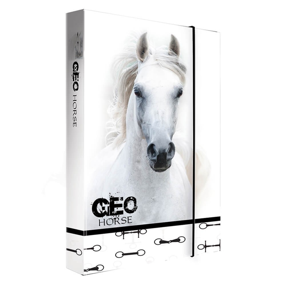 Box na zošity Geo Horse 34cm