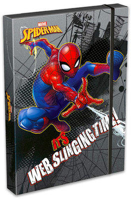 Box na zošity A5 Spiderman