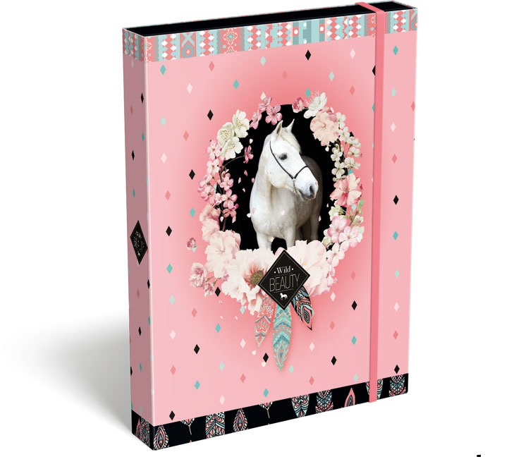 Box na zošity A5 Wild Beauty
