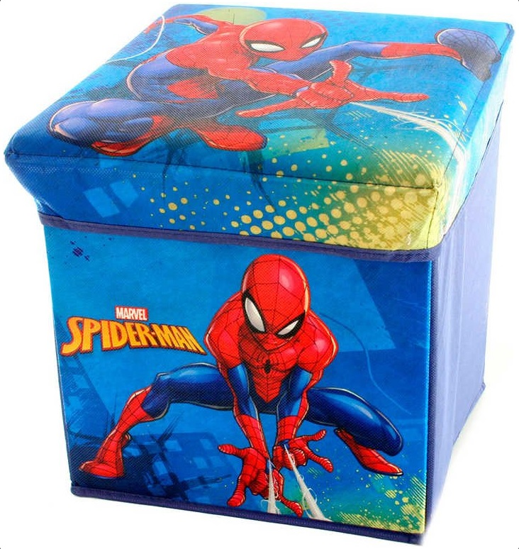 Skladací box Spiderman 32x32x32cm