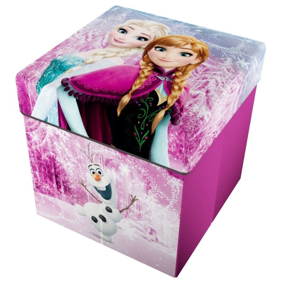 Skladací box Frozen 32x32x32cm