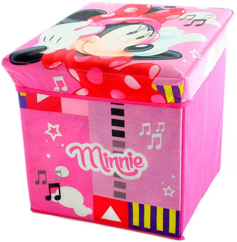 Skladací box Minnie 32x32x32cm