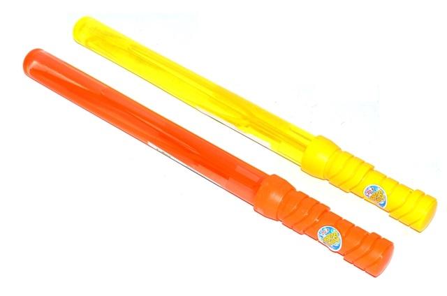 Bublifuk meč 37cm - oranžová