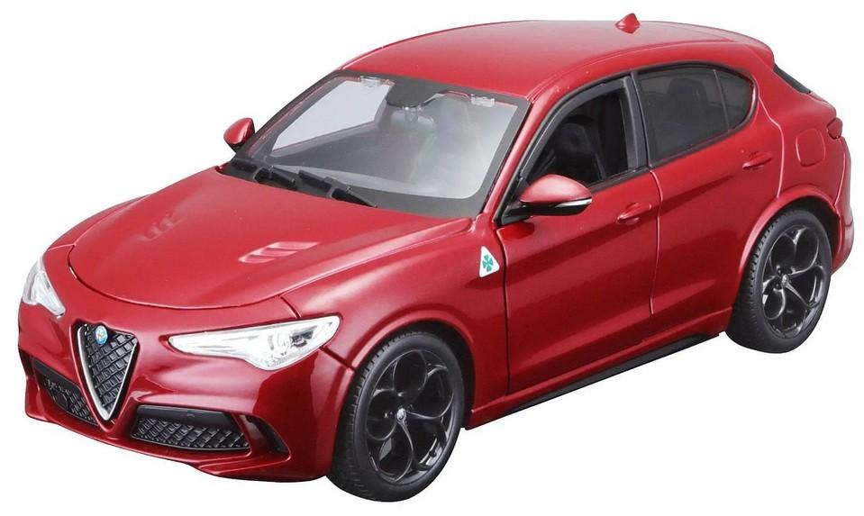 Bburago auto Alfa Romeo 1:24