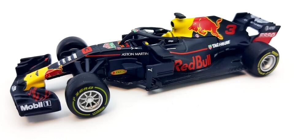 Bburago auto Aston Martin 1:43 Red Bull