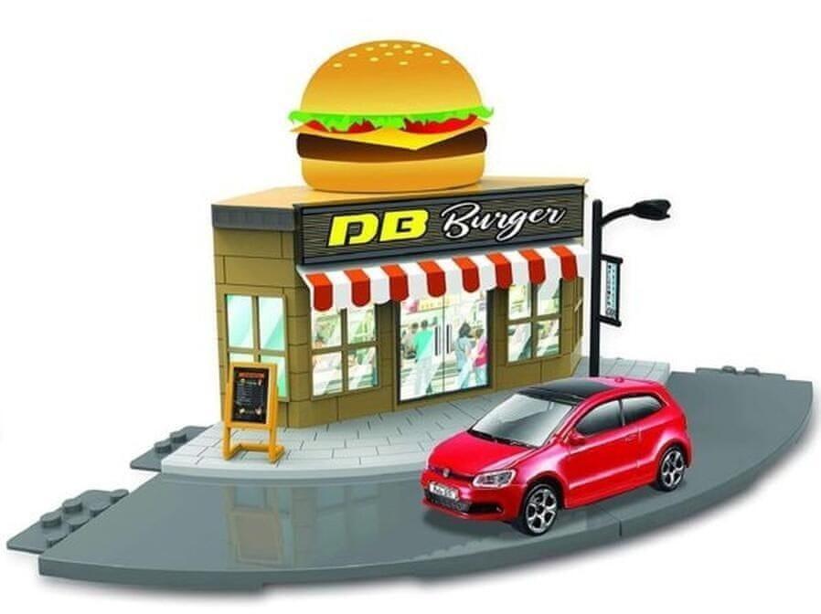 Bburago 1:43 Bburago city Fast Food