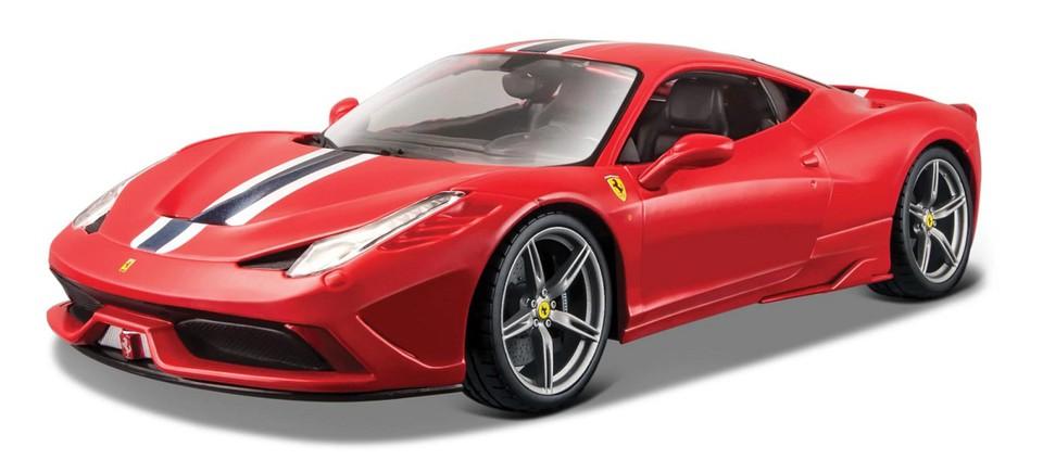 Bburago auto Ferrari 458 Speciale 1:18