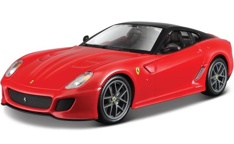 Bburago auto Ferrari 599 GTO 1:24