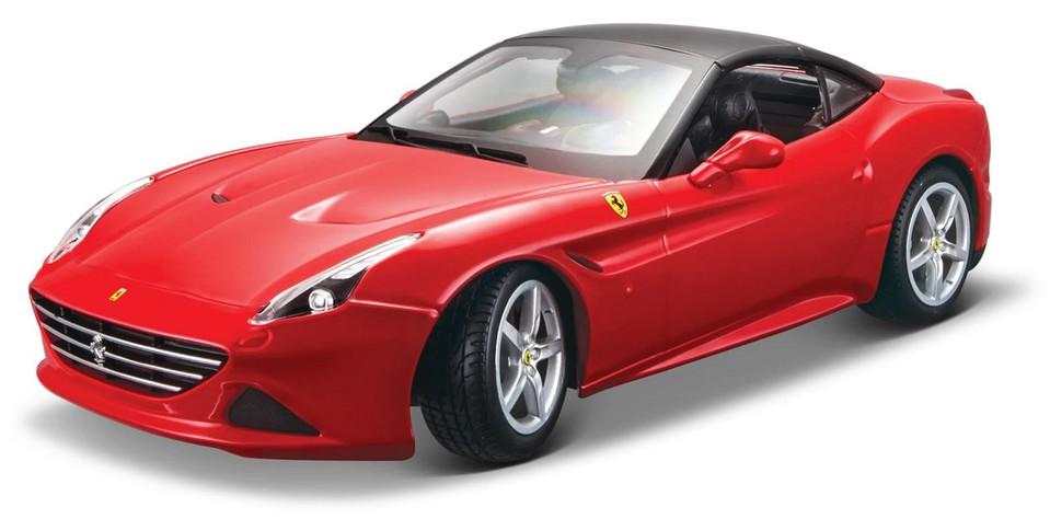 Bburago auto Ferrari California T 1:18