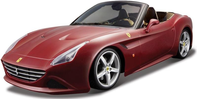 Bburago auto Ferrari California T Open Top1:24