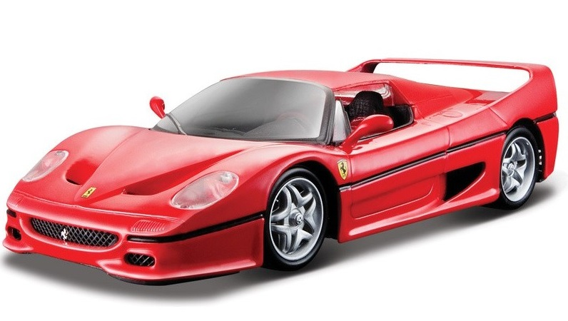 Bburago auto Ferrari F50 1:24