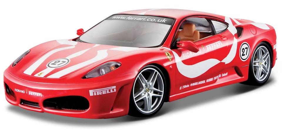 Bburago auto Ferrari F430 Fiorano 1:24