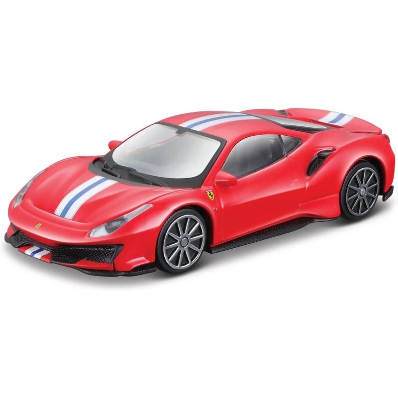 Bburago auto Ferrari 488 Pista 1:24