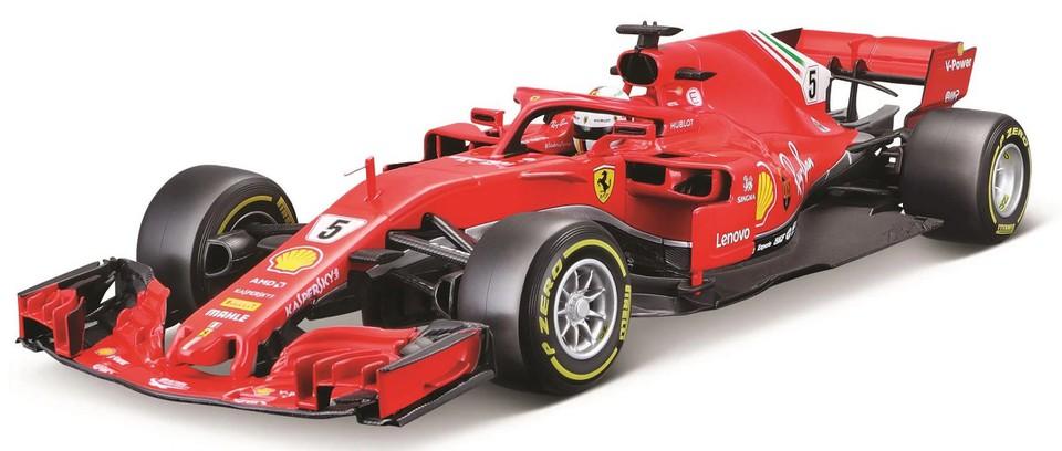 Bburago auto 1:18 Ferrari SF71H Vettel