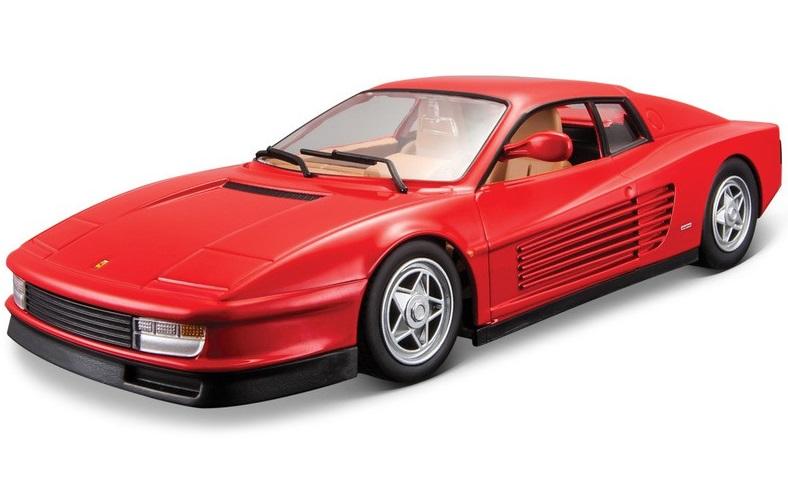 Bburago auto Ferrari Testarossa 1:24