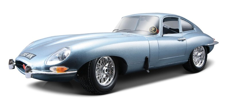 Bburago auto Jaguar 1:18 E-type Coupe