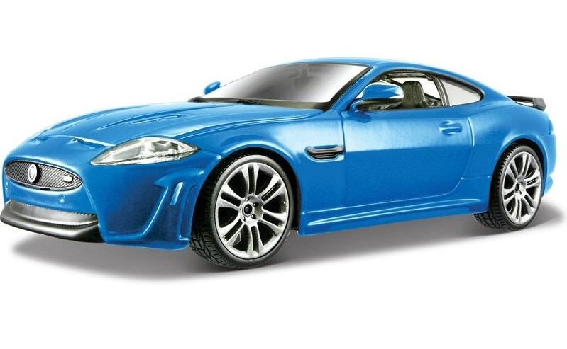 Bburago auto Jaguar XKR-S 1:24