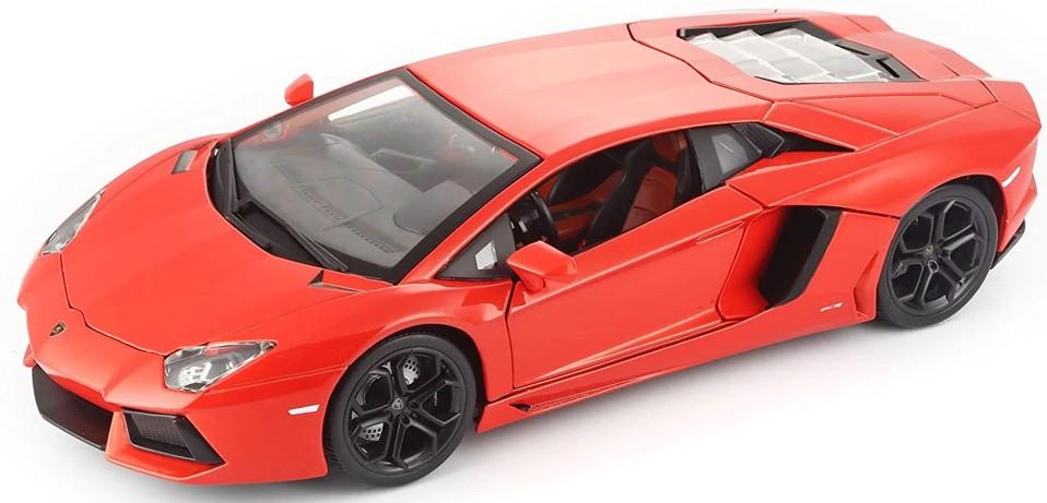 Bburago auto Lamborghini Aventador LP 1:18