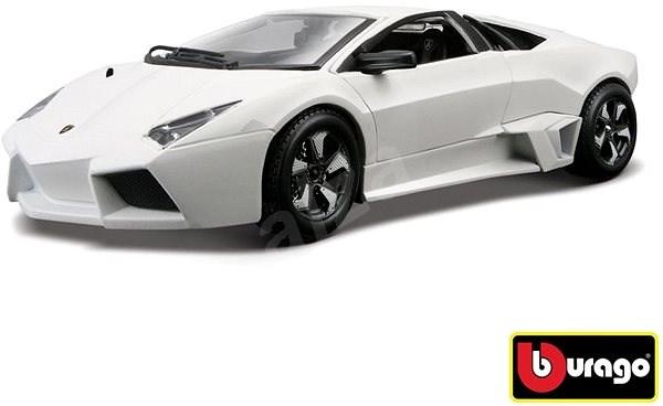 Bburago auto Lamborghini Reventón 1:24 biele