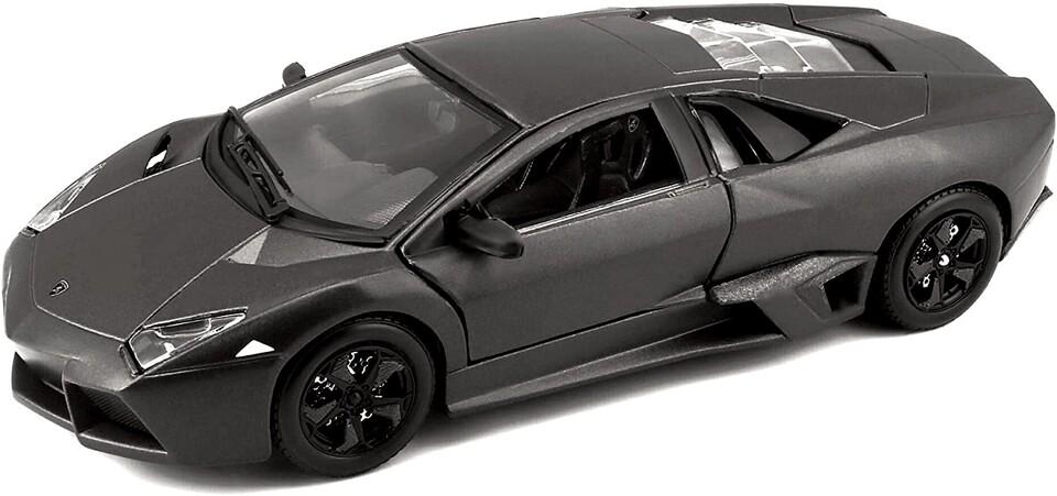 Bburago 1:24 Plus Lamborghini Reventón sivá