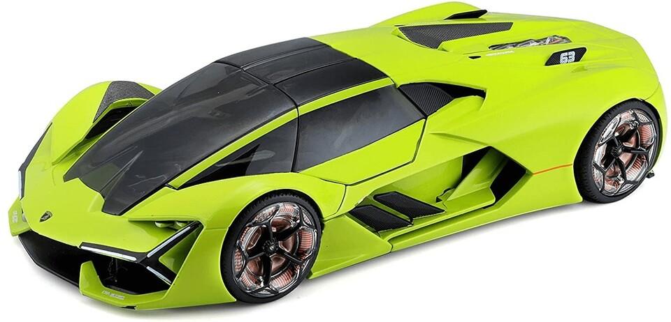 Bburago 1:24 Lamborghini Terzo Millennio zelená