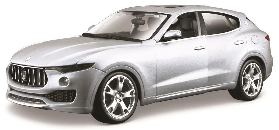 Bburago auto Maserati Levante 1:24