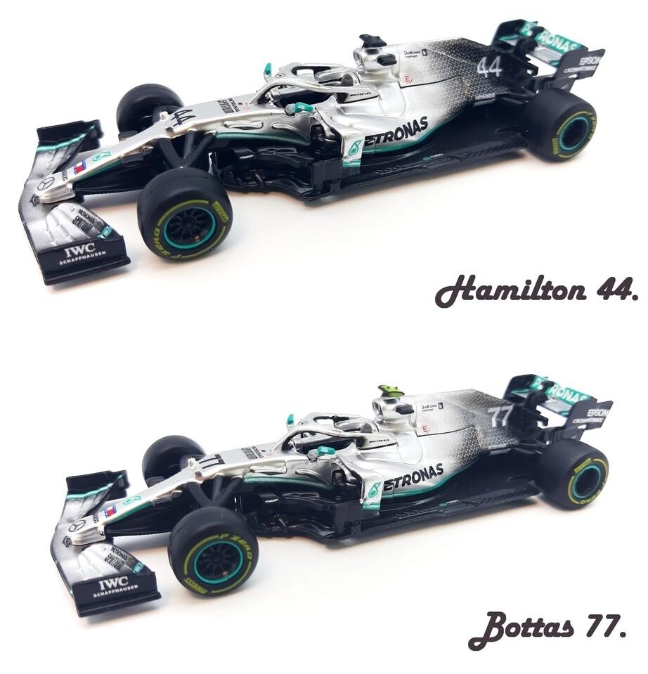 Bburago auto Mercedes AMG 13cm 1:43