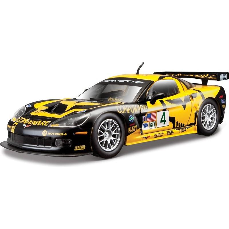 Bburago auto Chevrolet Corvette C6R1:24