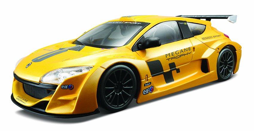 Bburago auto Renault Mégane Trophy Metallic 1:24